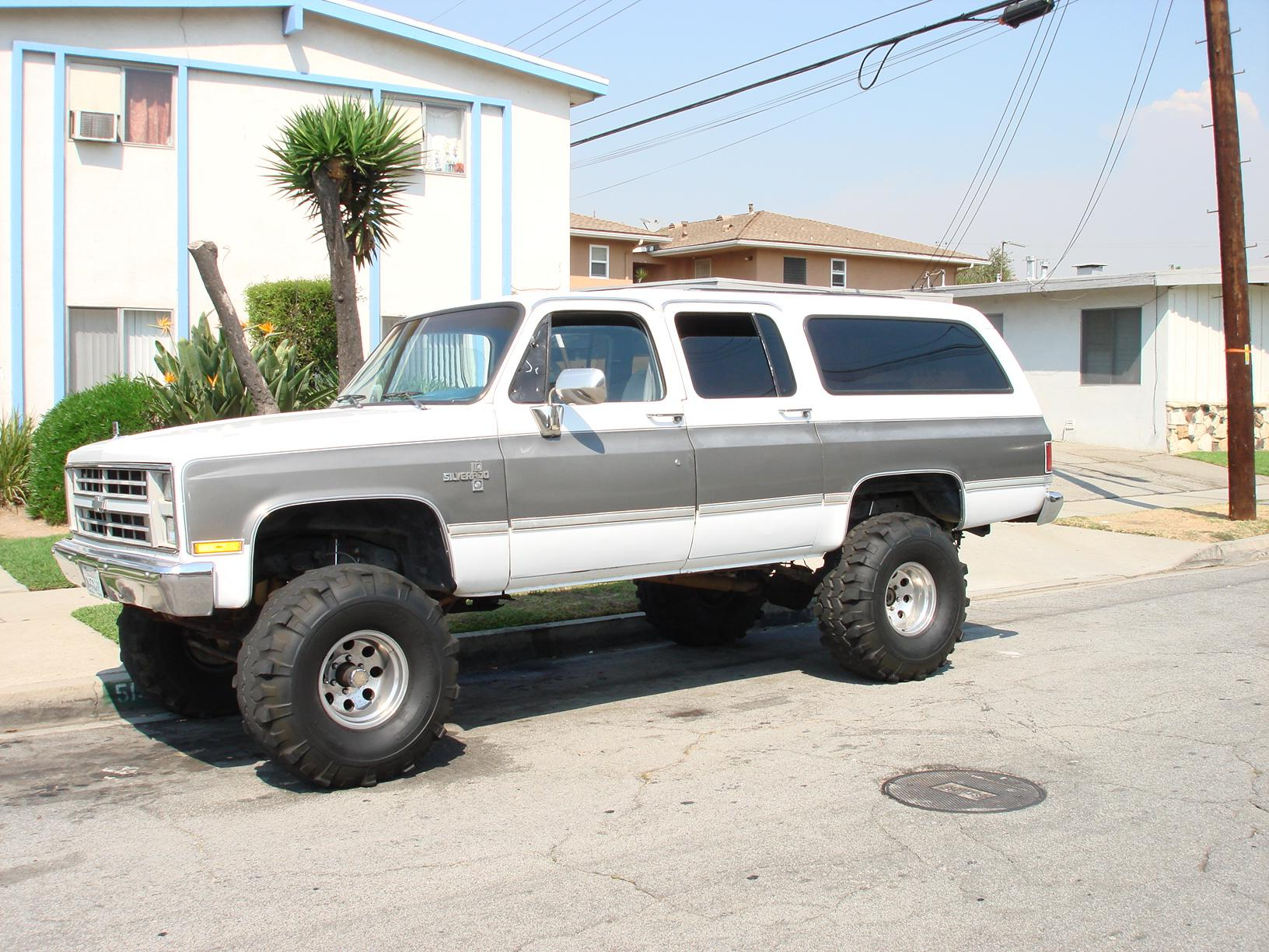 5150CHEVY 1988 Chevrolet Suburban 1500 Specs, Photos ...