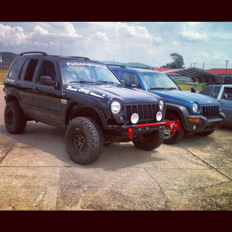 Liberty Jeeps: Jeepkj_06 2006 Jeep Liberty Specs, Photos, Modification