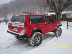 BIG_RED_XJs 1996 Jeep Cherokee