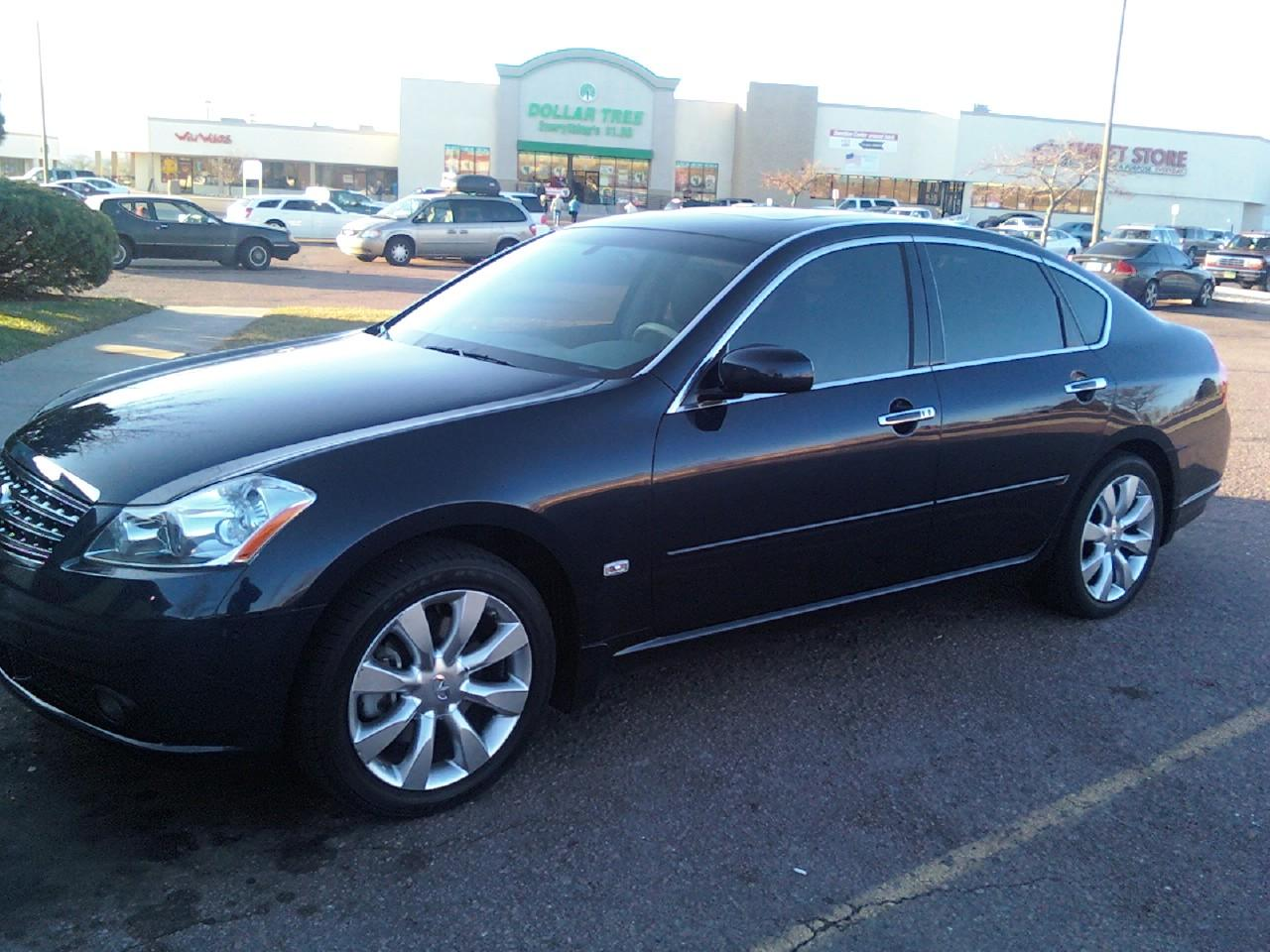 Another Getchaweightup 2007 Infiniti M post... - 13989983