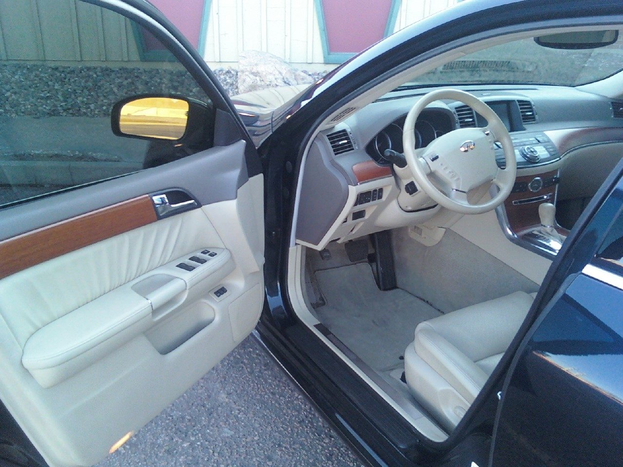 Another Getchaweightup 2007 Infiniti M post... - 13989985