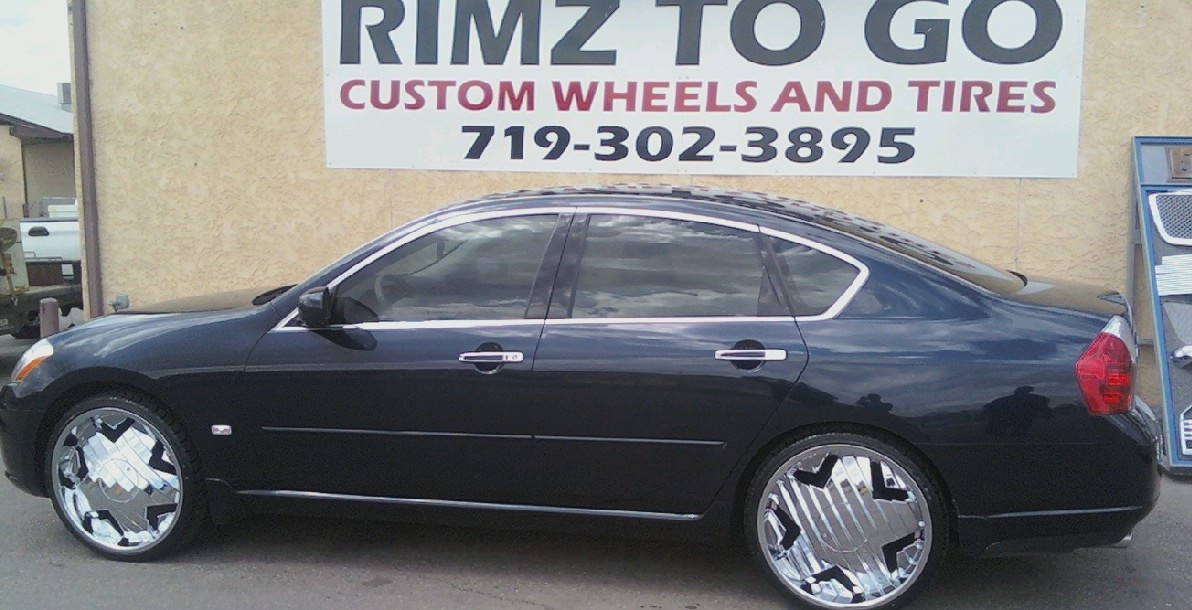 Another Getchaweightup 2007 Infiniti M post... - 13989990