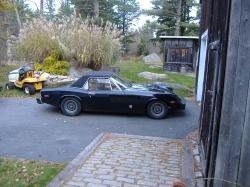 DarkHayz 1974 Jensen Interceptor