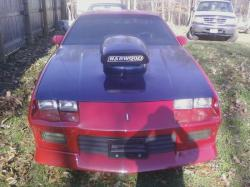 Nuttinbutdreamss 1992 Chevrolet Camaro