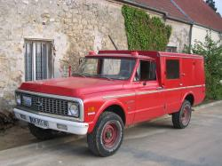 citrolivs 1972 Chevrolet Blazer