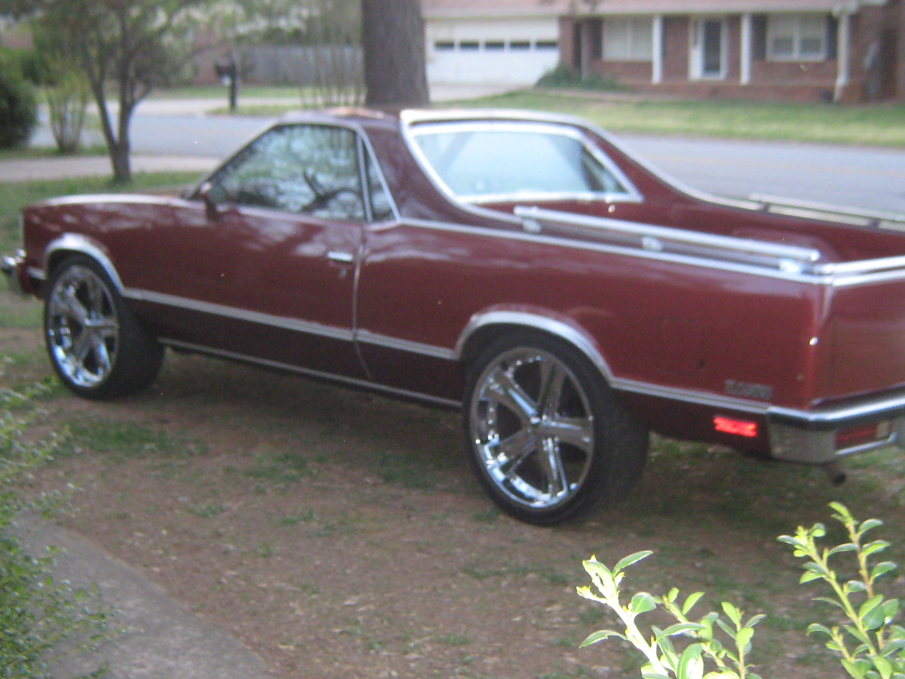 Another MYNEXT 1980 Chevrolet El Camino post... - 13990549