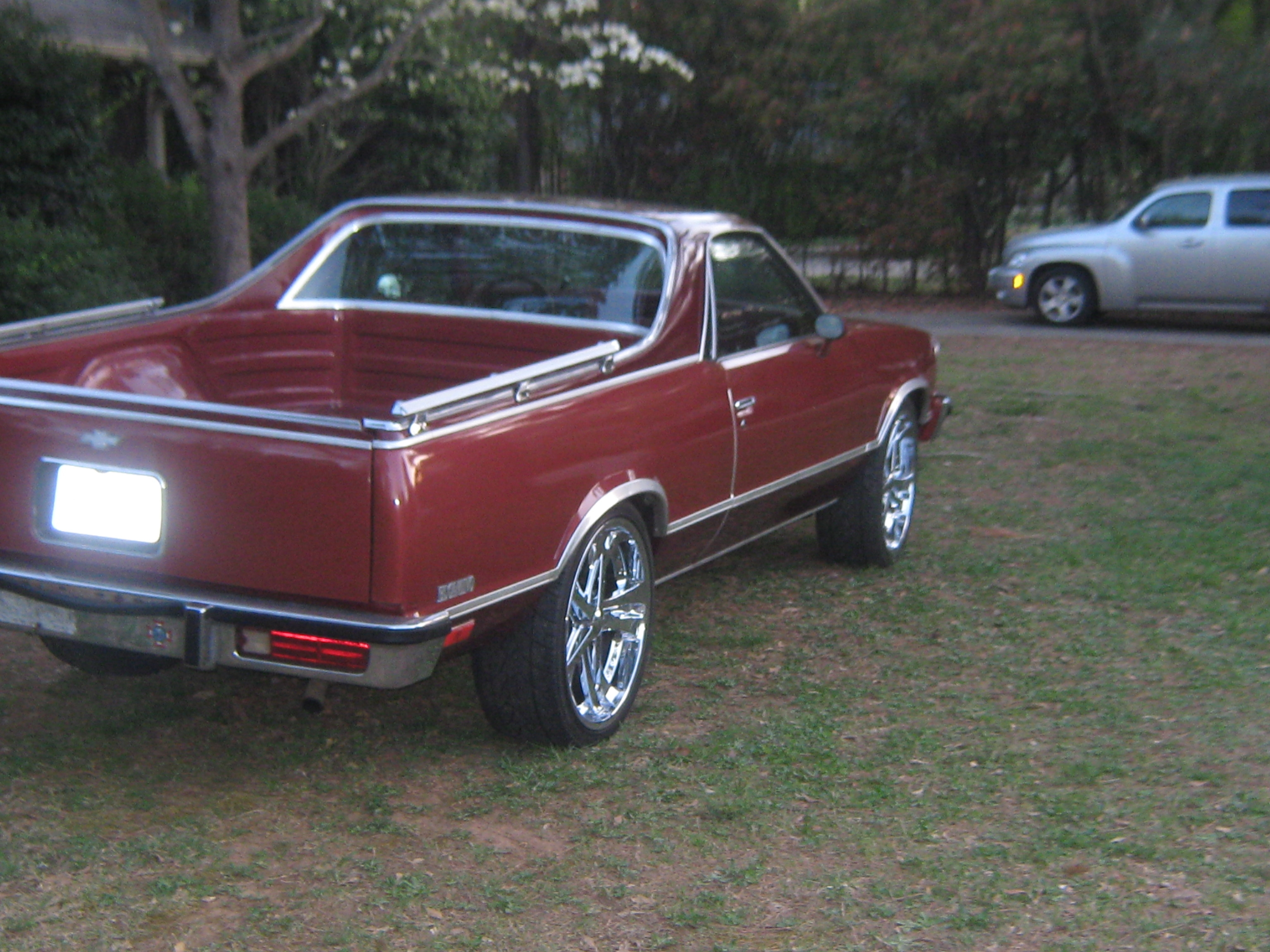 Another MYNEXT 1980 Chevrolet El Camino post... - 13990551
