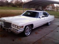 currenc 1976 Cadillac DeVille