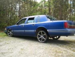 smokenpmp420s 1991 Lincoln Town Car