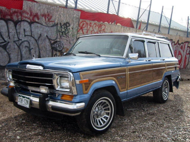 Another jockpat24 1991 Jeep Grand Wagoneer post... - 13992181