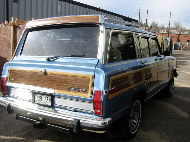 Another jockpat24 1991 Jeep Grand Wagoneer post... - 13992185
