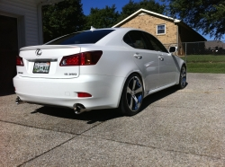 onebadlex 2009 Lexus IS