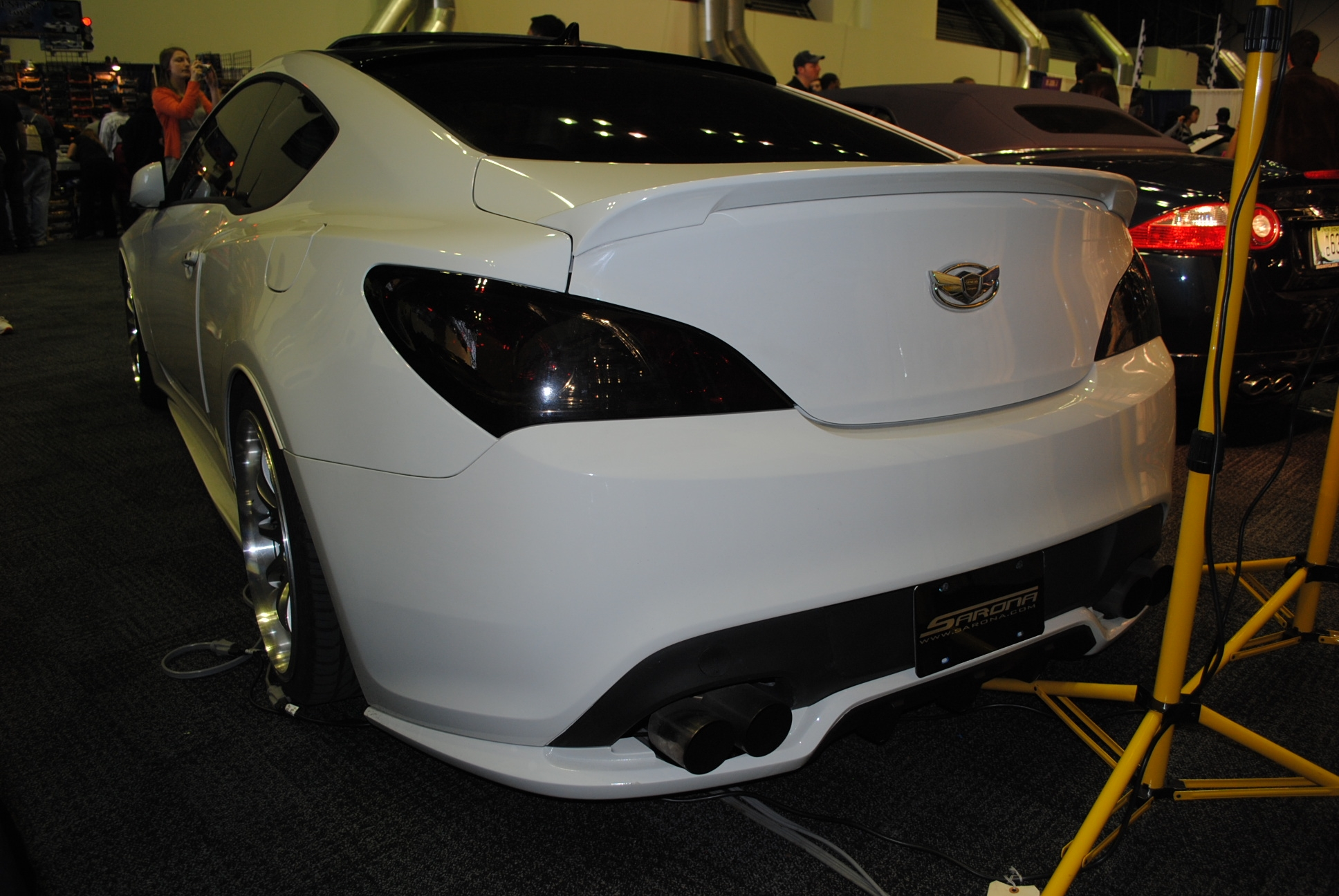 Import-Shark 2010 Hyundai Genesis Coupe 13992919