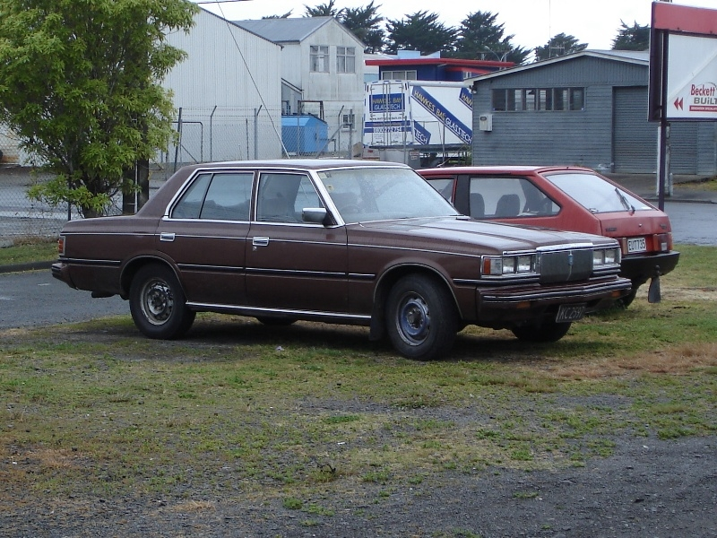 Another fast4motion 1981 Toyota Crown post... - 13990912