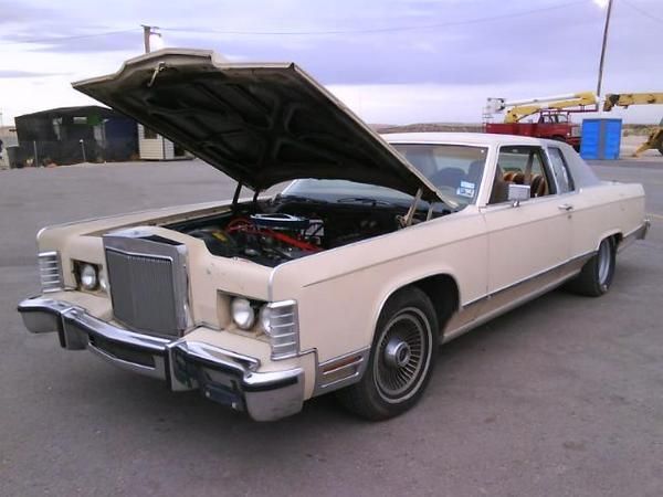 1973ss 1978 Lincoln Town Car Specs Photos Modification Info At