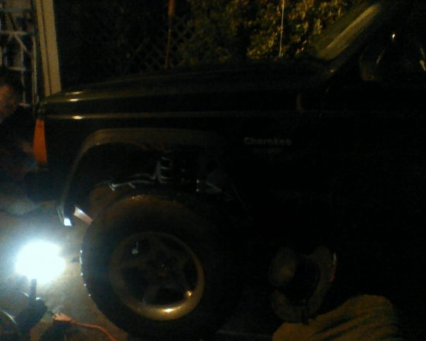 Another SeanReimers 1996 Jeep Cherokee post... - 13994359