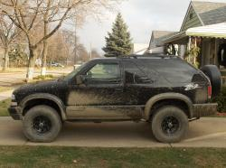 BlackBeastlyZs 1999 Chevrolet Blazer