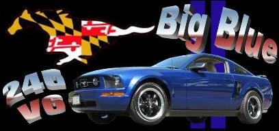 Another BigBlueMd 2005 Ford Mustang post... - 13994733