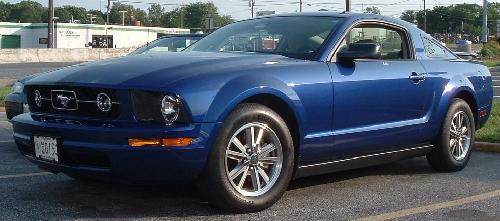 Another BigBlueMd 2005 Ford Mustang post... - 13994744