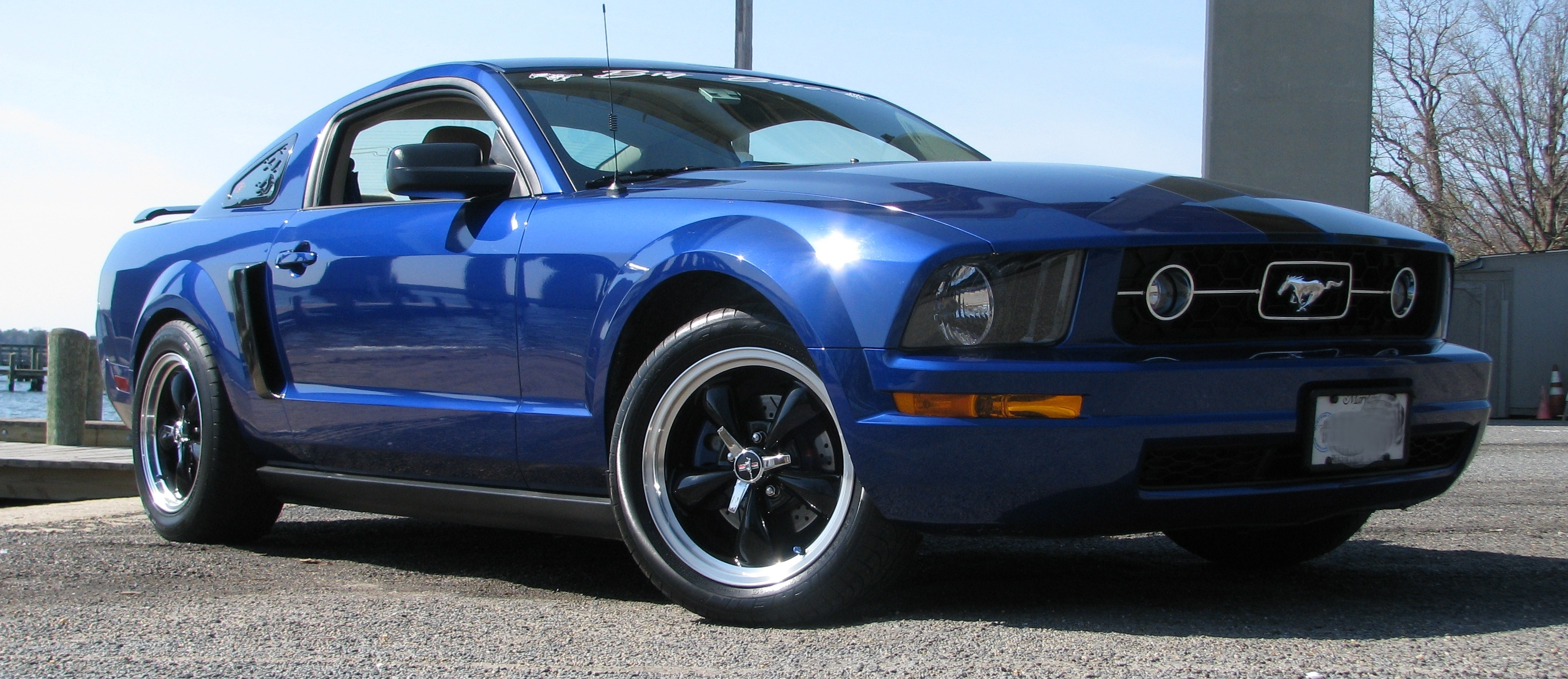 Another BigBlueMd 2005 Ford Mustang post... - 13994756