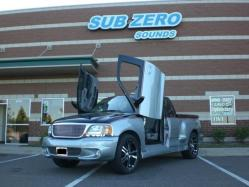 SubZeroSounds2s 1997 Ford F150 Regular Cab