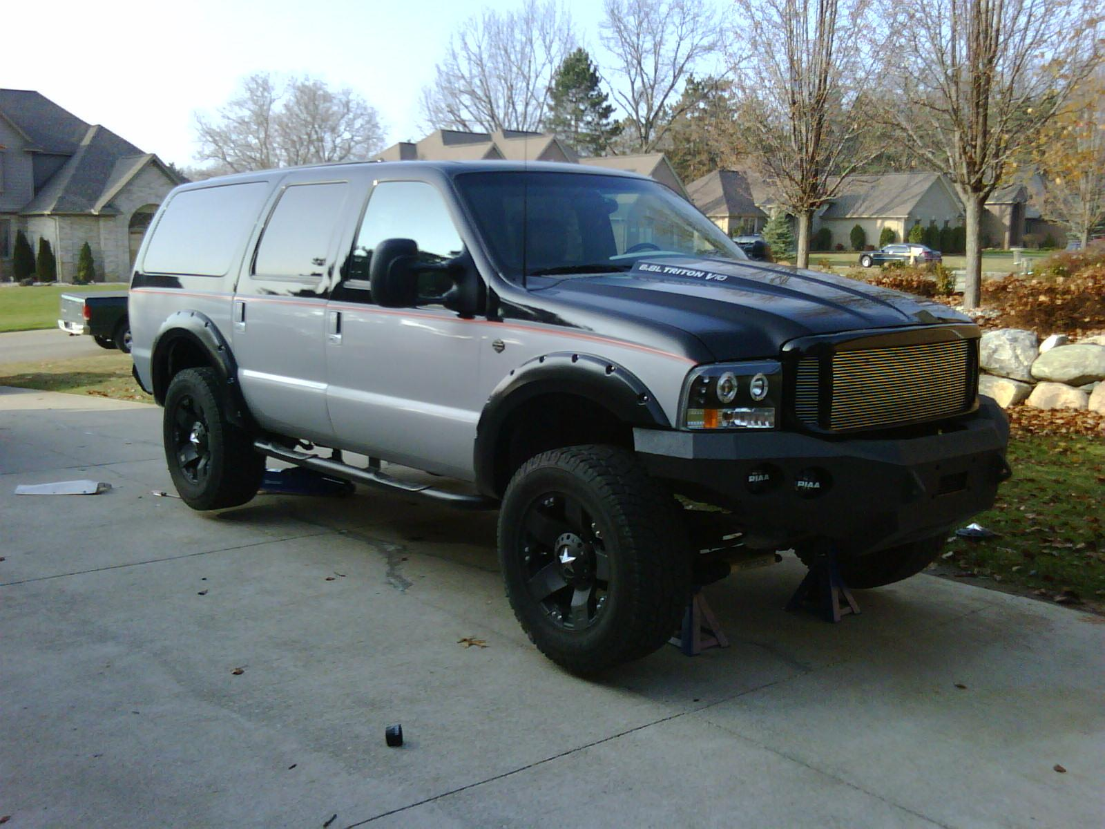 Another Andershoberg 2000 Ford Excursion post... - 13995162