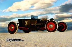 MyRideisMe 1927 Ford Roadster