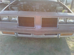 redbeezy504 1986 Oldsmobile Cutlass Salon