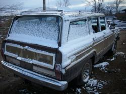 cjthenoisemaker 1985 Jeep Grand Wagoneer