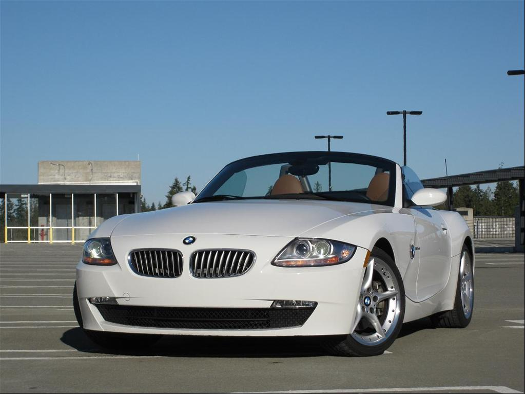 Redwire S 2007 Bmw Z4 In Bellevue Wa