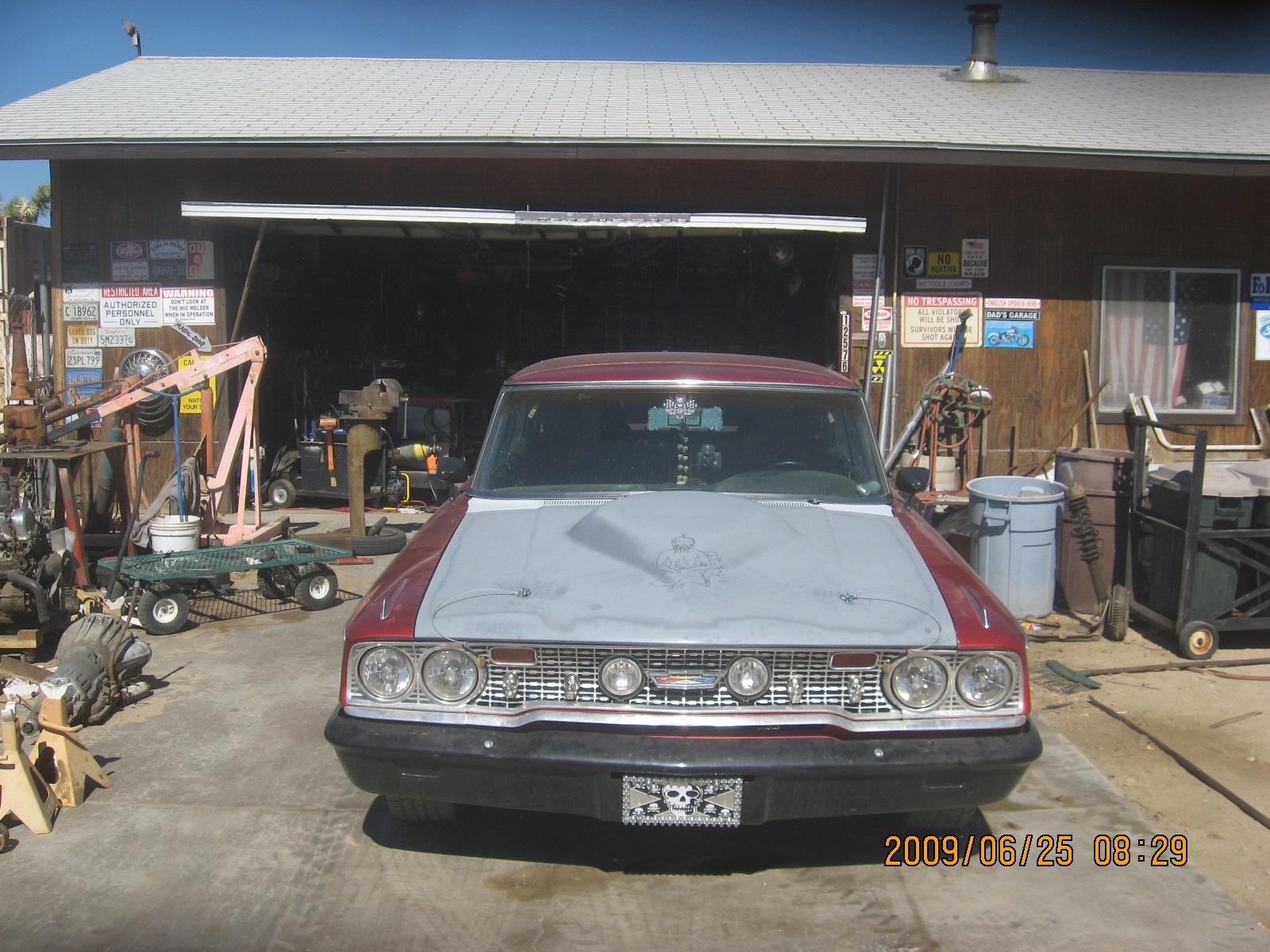 Another MAD-Auto 1963 Ford Galaxie post... - 13996104