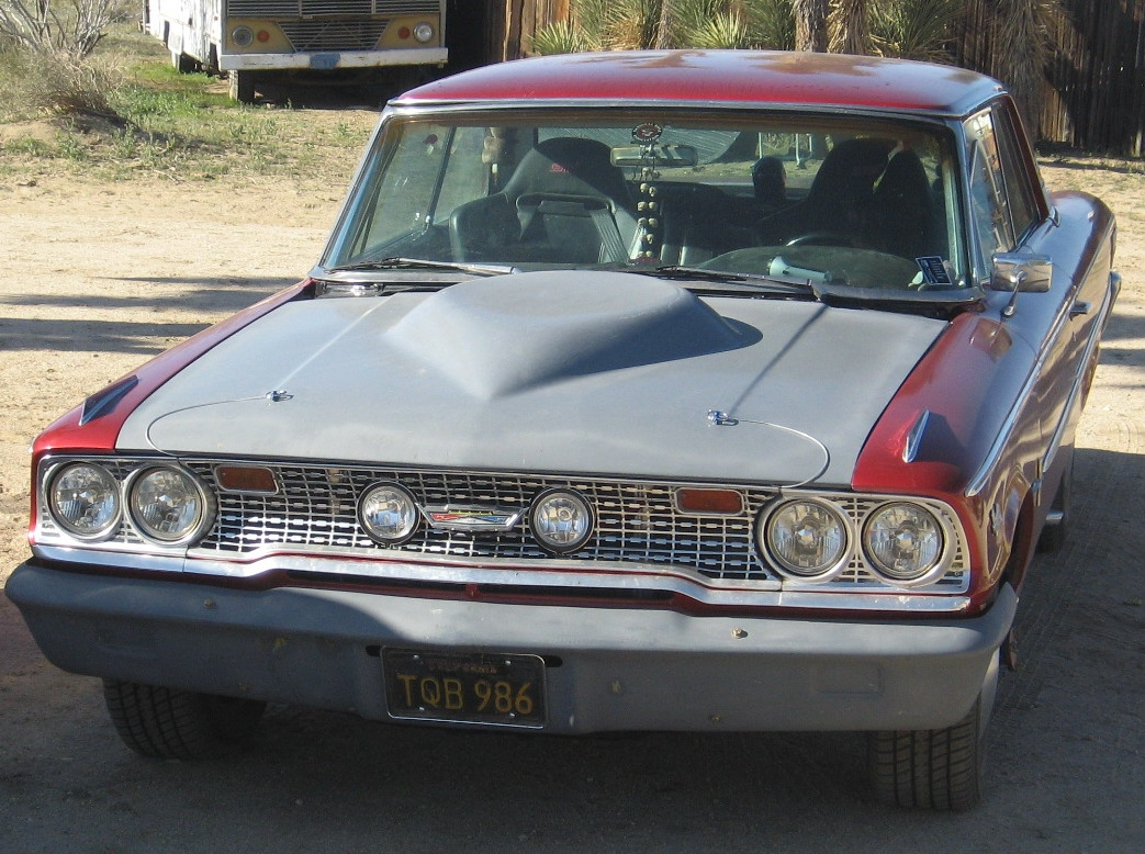 Another MAD-Auto 1963 Ford Galaxie post... - 13996155