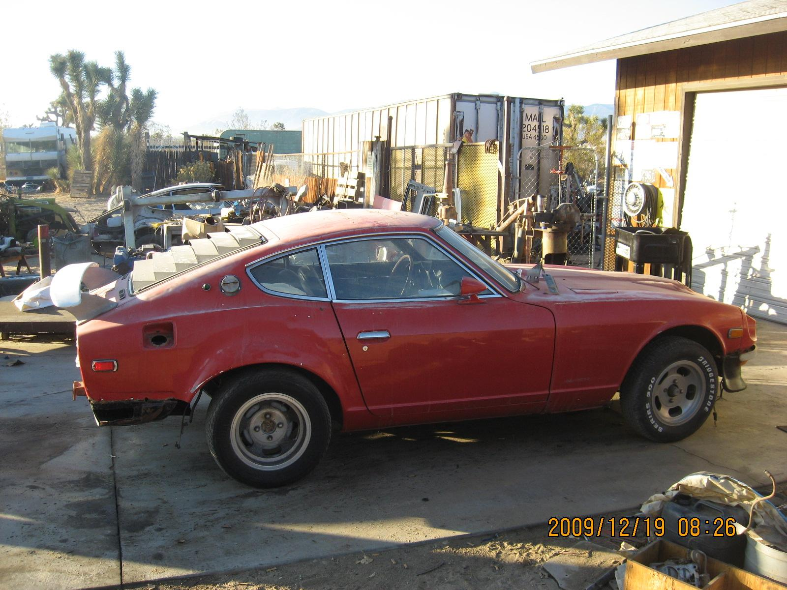 Another MAD-Auto 1970 Datsun 240Z post... - 13996197
