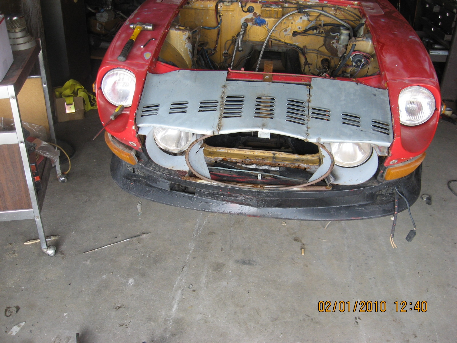 Another MAD-Auto 1970 Datsun 240Z post... - 13996358