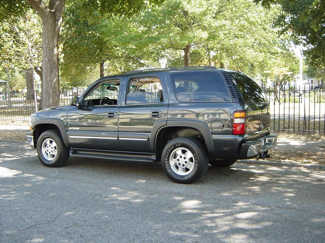 Another BrooklynMike 2003 Chevrolet Tahoe post... - 13999358