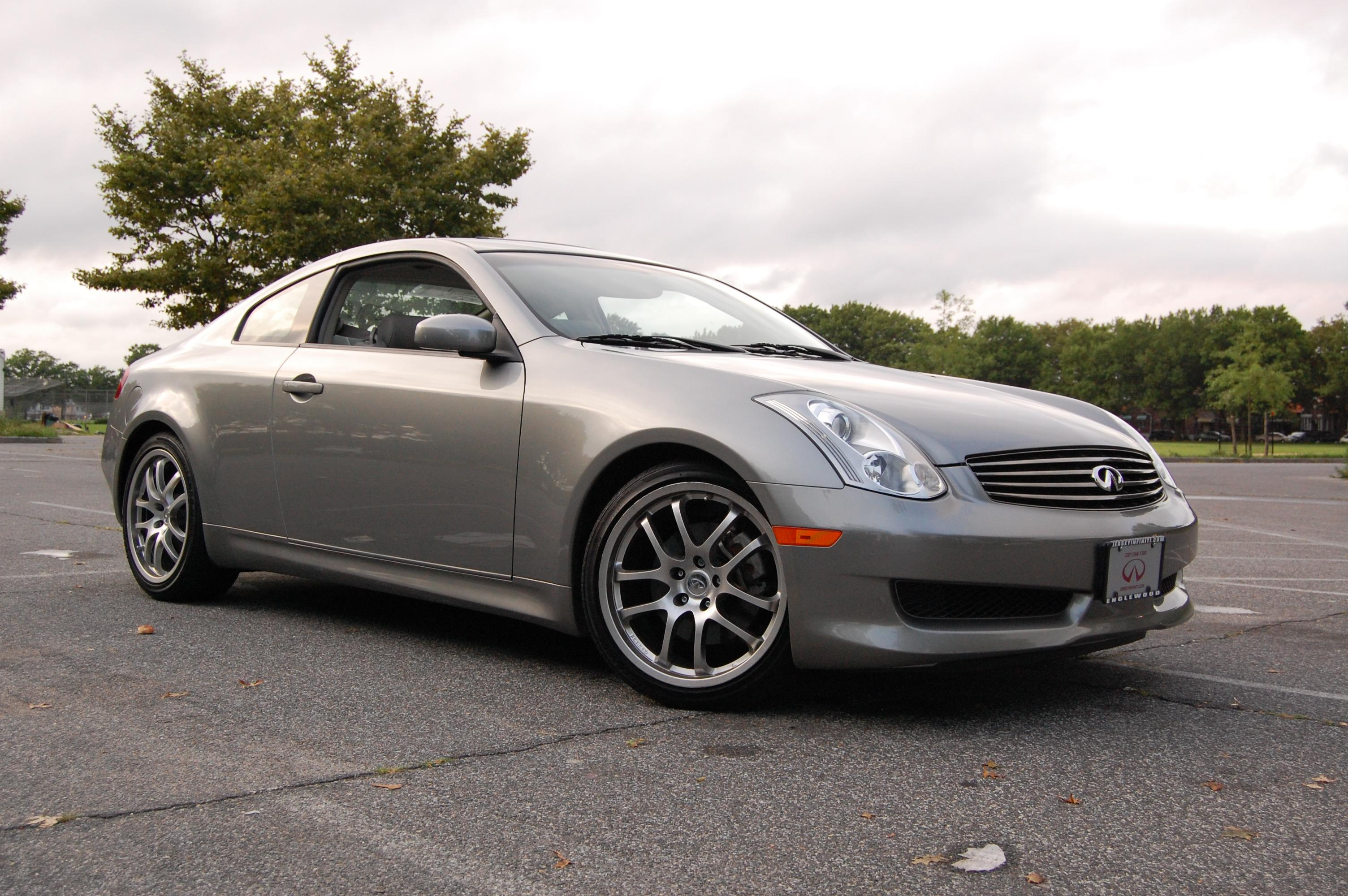 Another BrooklynMike 2006 Infiniti G post... - 13999359