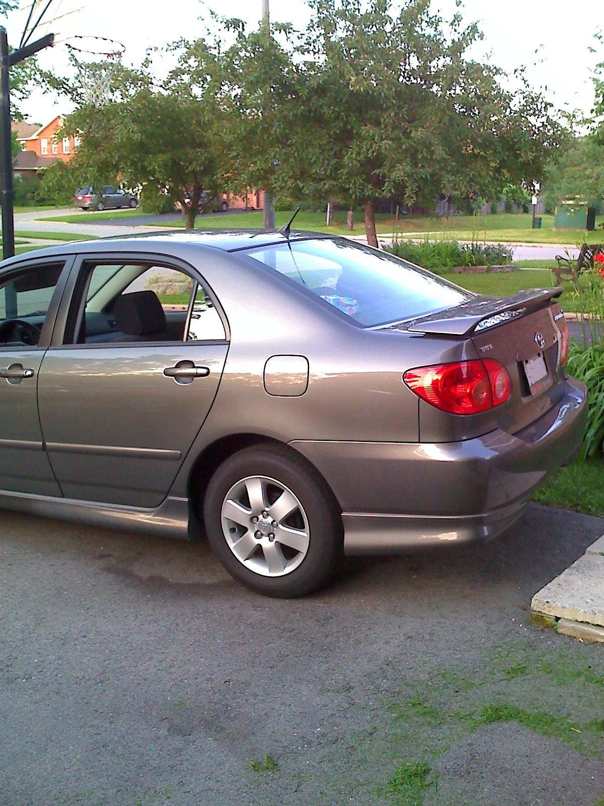Another Racer_786 2008 Toyota Corolla post... - 13999608