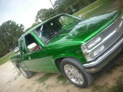 lufkintxchevys 1994 Chevrolet Silverado 1500 Regular Cab