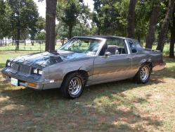B52fixer 1985 Oldsmobile 442