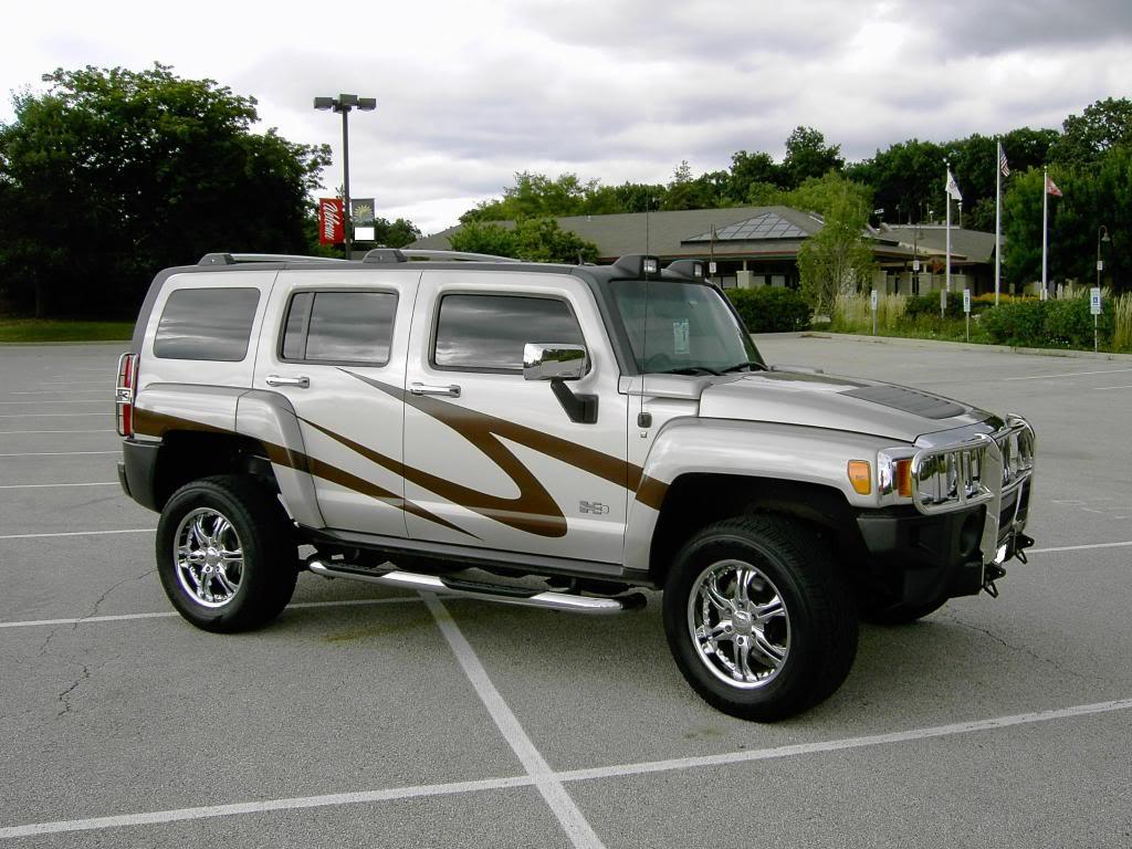 andruxa90s 2007 hummer h3 specs photos modification info at cardomain. Black Bedroom Furniture Sets. Home Design Ideas