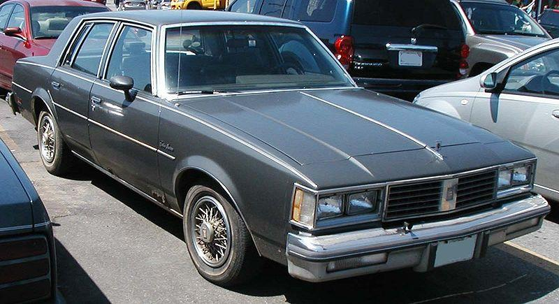 Another kingdchivers 1982 Oldsmobile Cutlass Supreme post... - 13999827