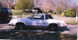nascarcoffin9 1986 Oldsmobile Cutlass Salon