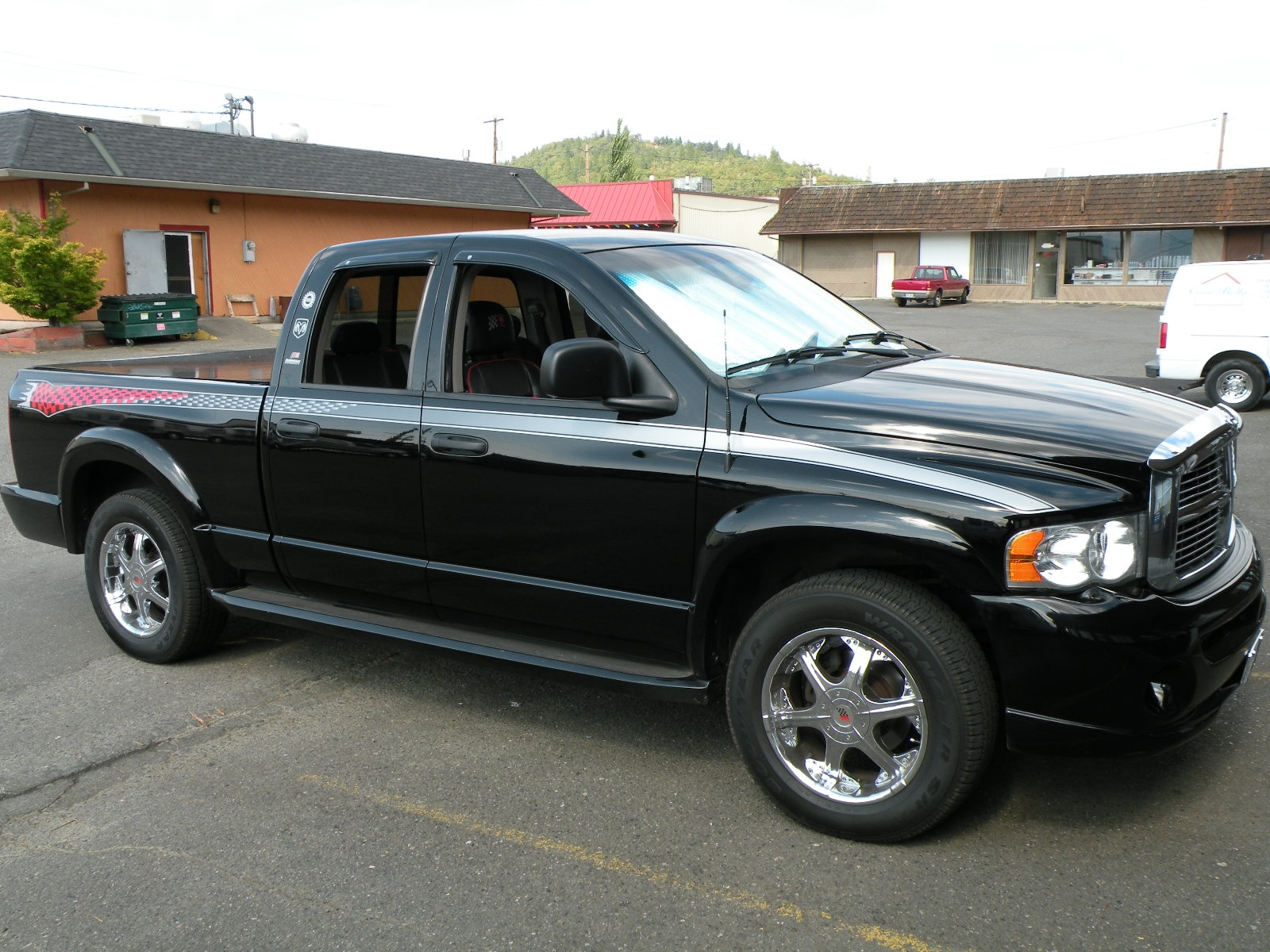 rronthego 2004 dodge ram 1500 quad cab specs photos modification info at cardomain. Black Bedroom Furniture Sets. Home Design Ideas