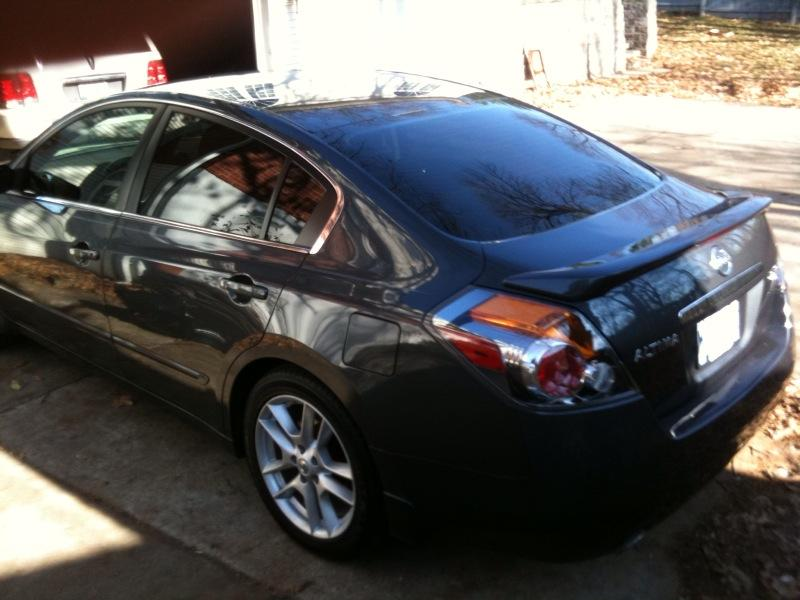 Steve8 2009 Nissan Altima Specs Photos Modification Info