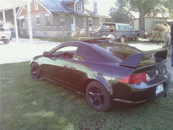 graciela_antonios 2004 Acura RSX. Type-R Spoiler for looks and go!