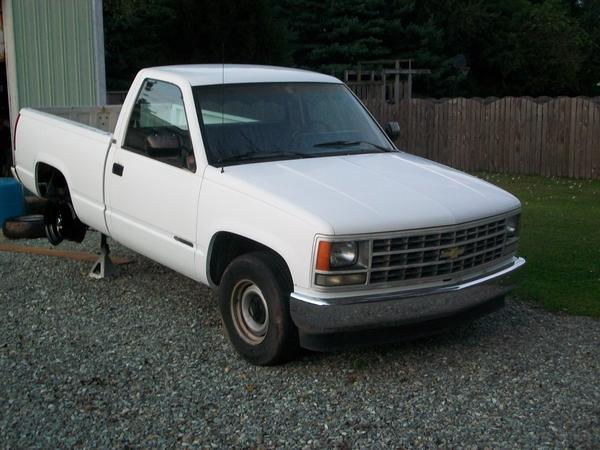 Henry_Racing 1988 Chevrolet Silverado 1500 Regular Cab Specs, Photos