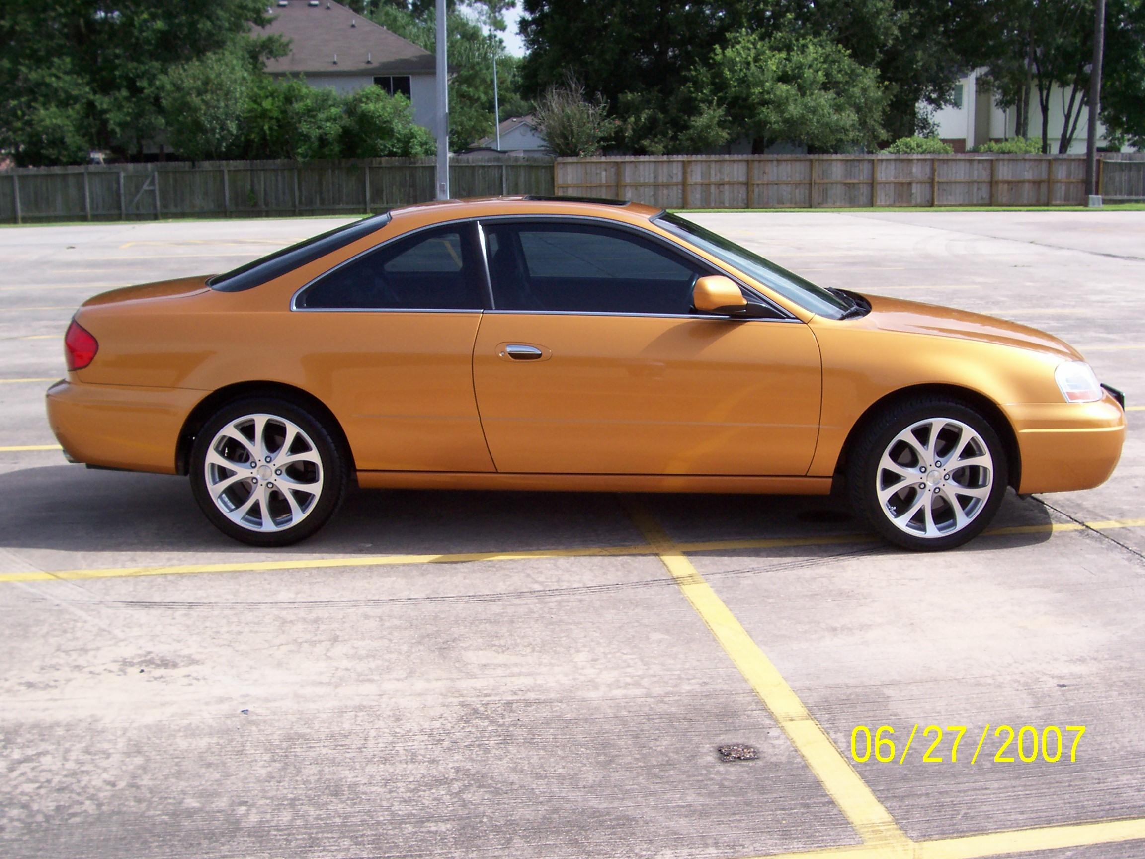 Another jahrell 2001 Acura CL post... - 14002110