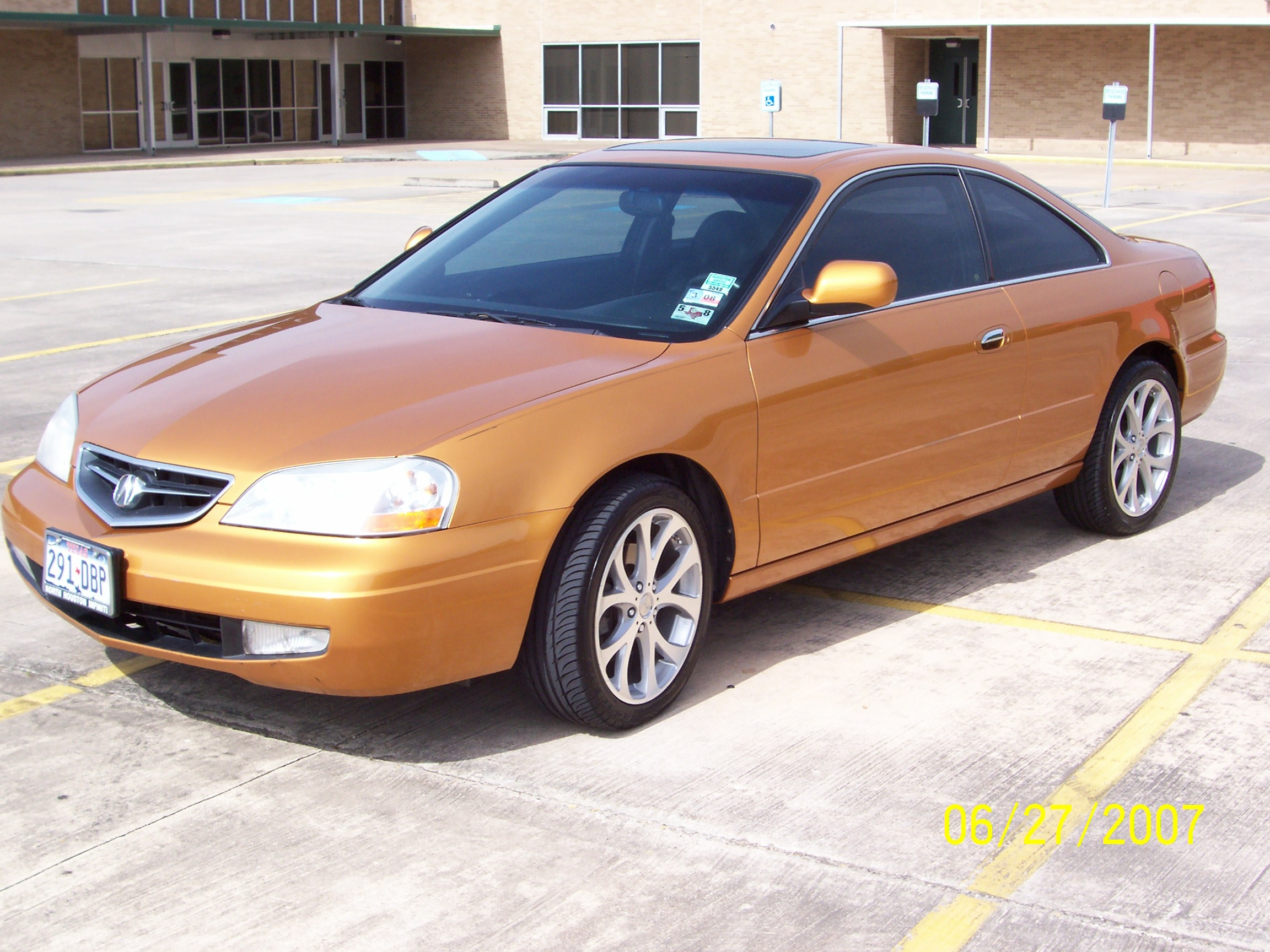 Another jahrell 2001 Acura CL post... - 14002111