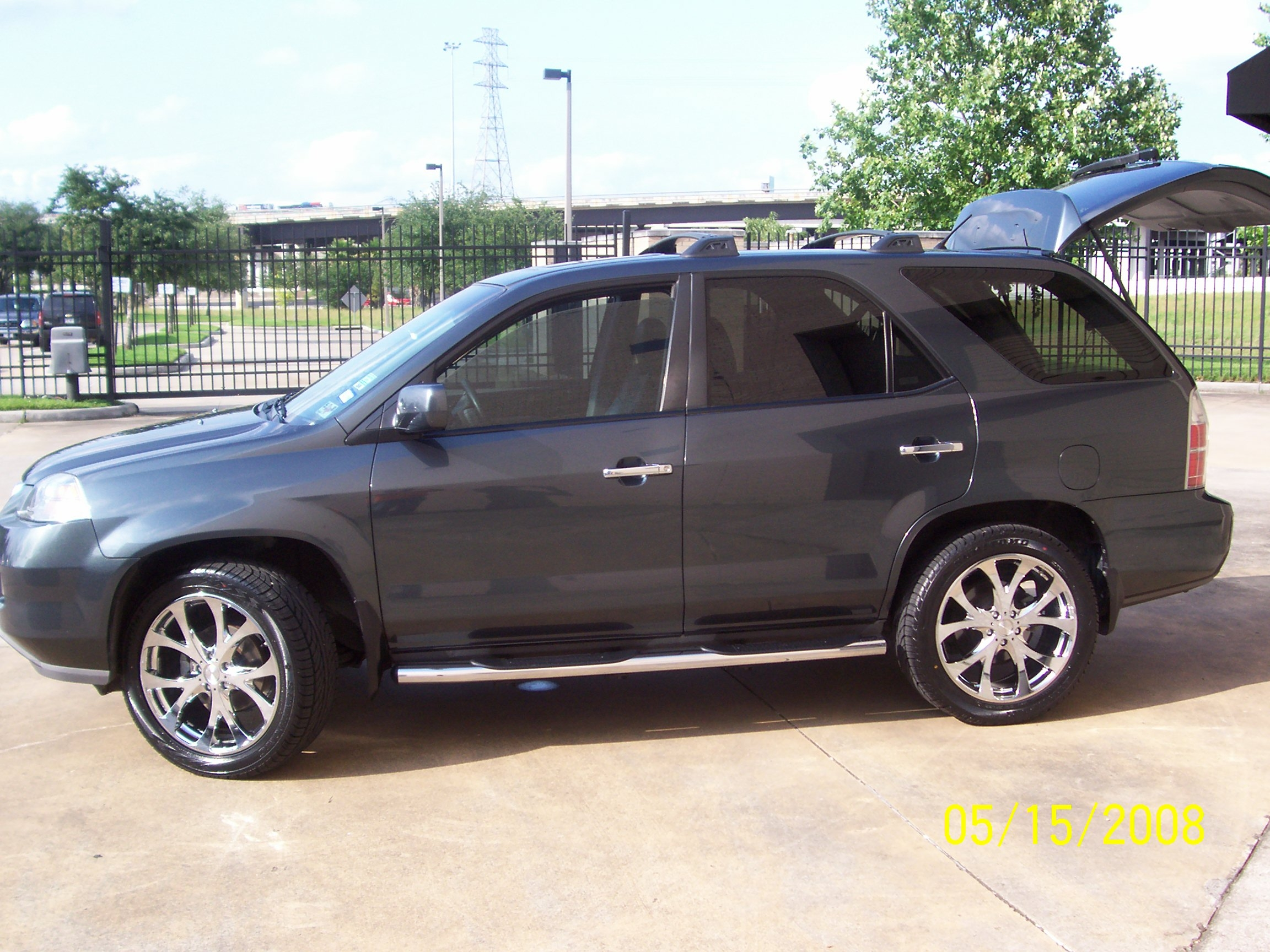 jahrell 2004 acura mdx specs photos modification info at. Black Bedroom Furniture Sets. Home Design Ideas