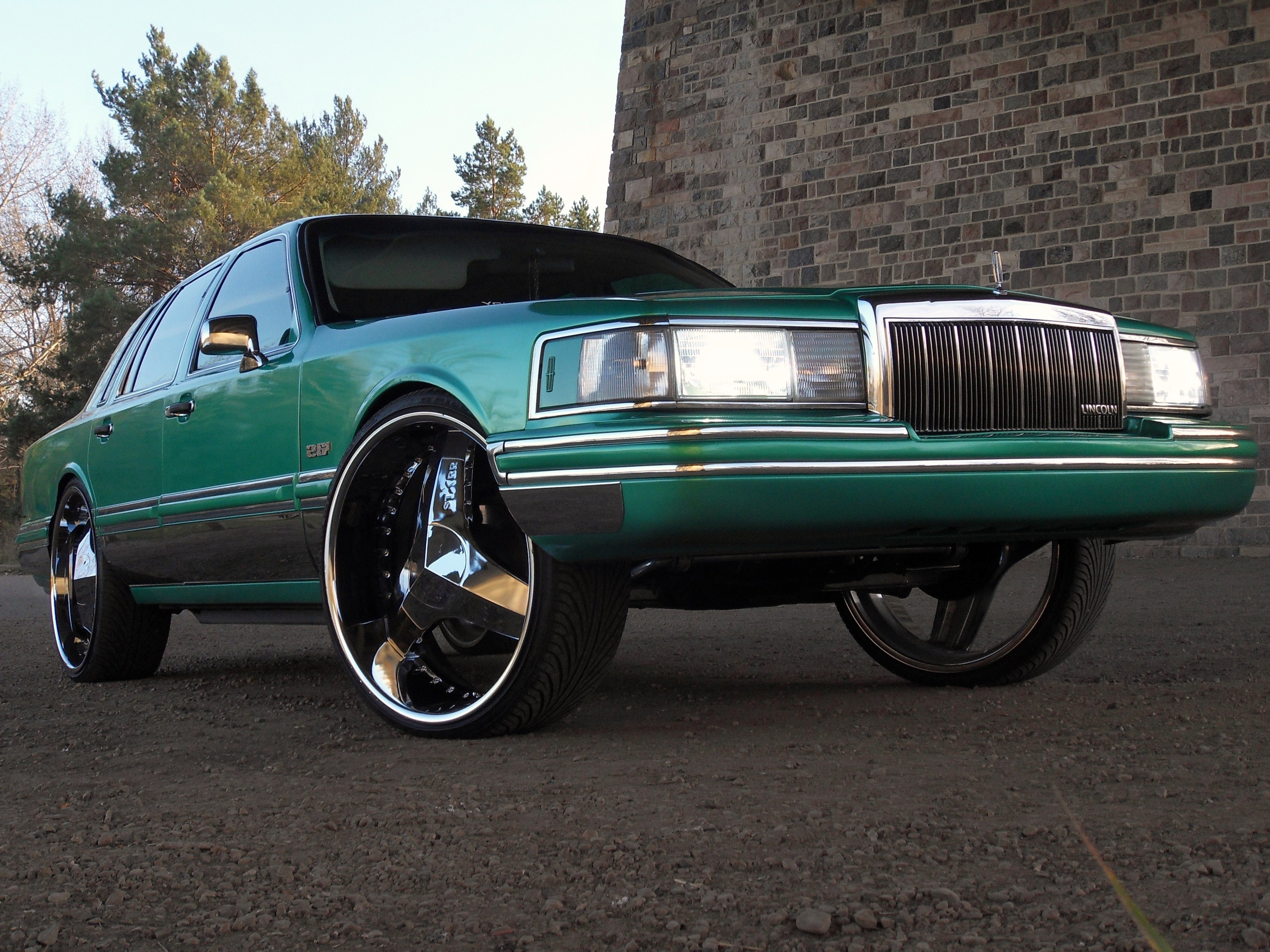 camelrider91's 1991 Lincoln Town Car